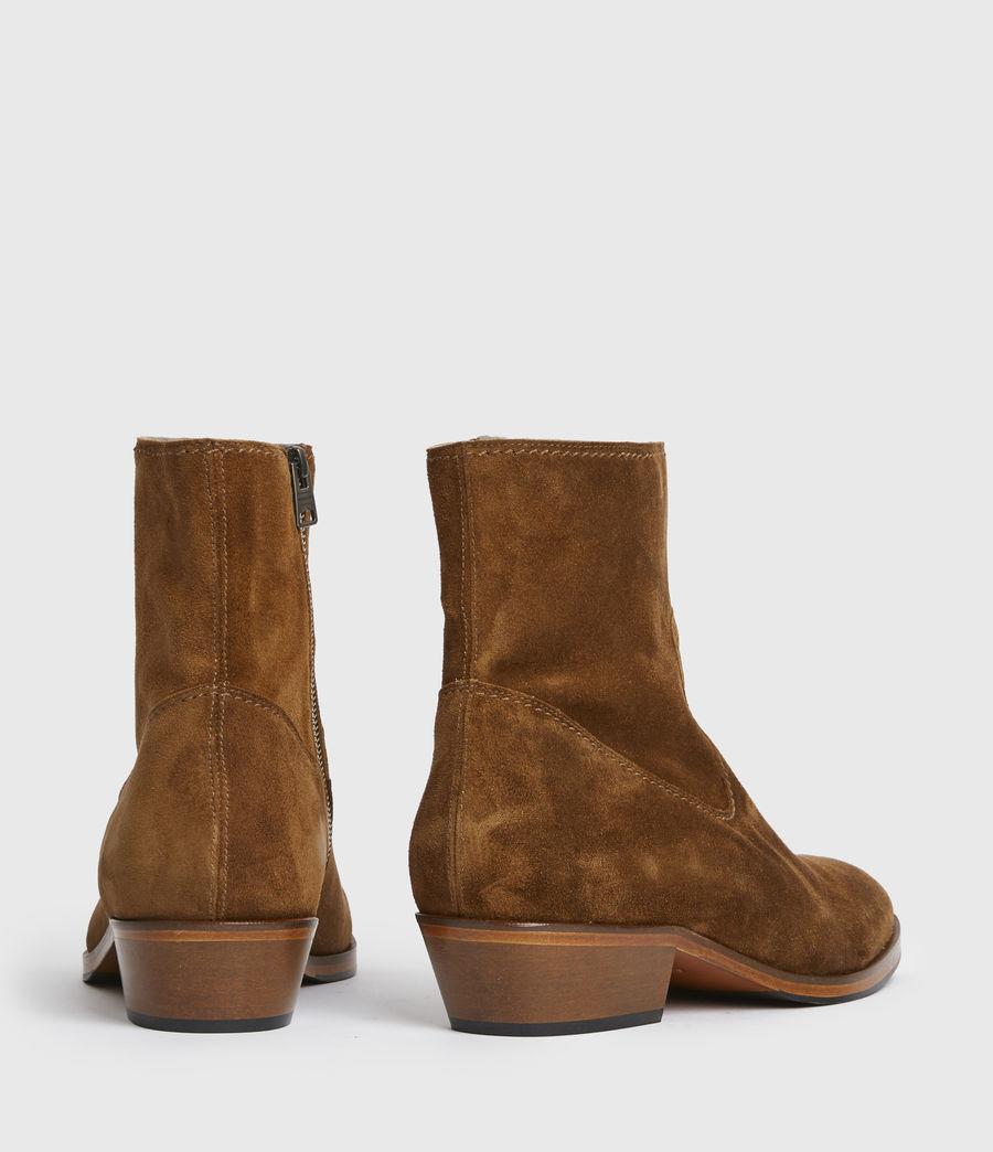Men's Ridge Suede Boots (tobacco_gold) - Image 5