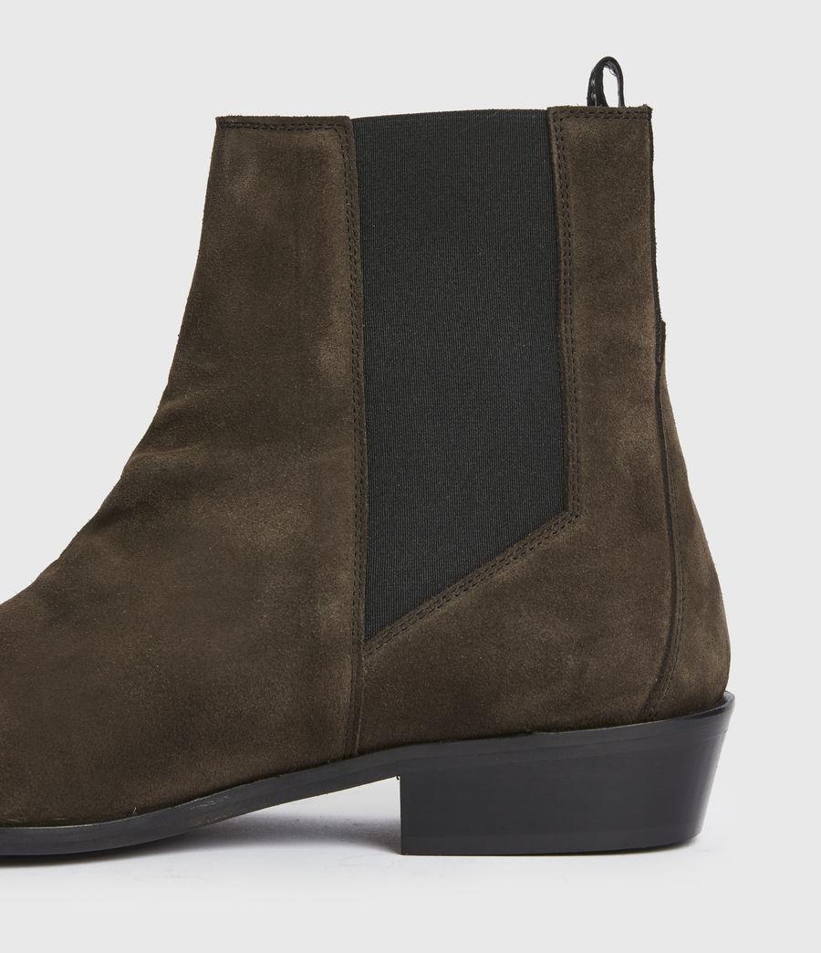Men's Markus Suede Boots (bitter_chocolate) - Image 2