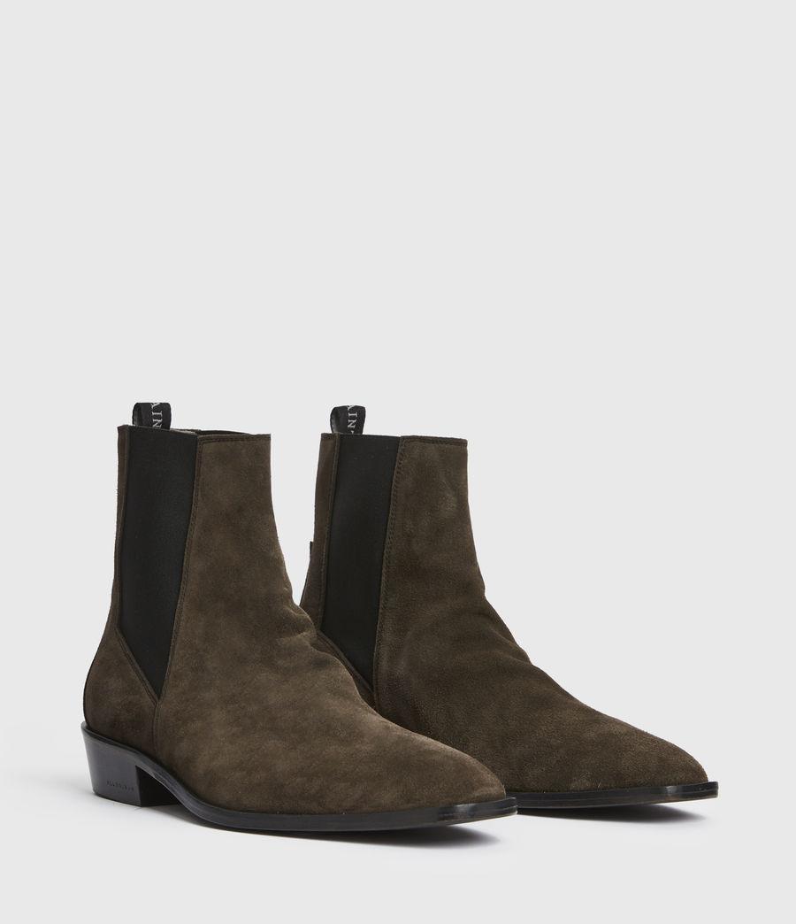 Men's Markus Suede Boots (bitter_chocolate) - Image 3