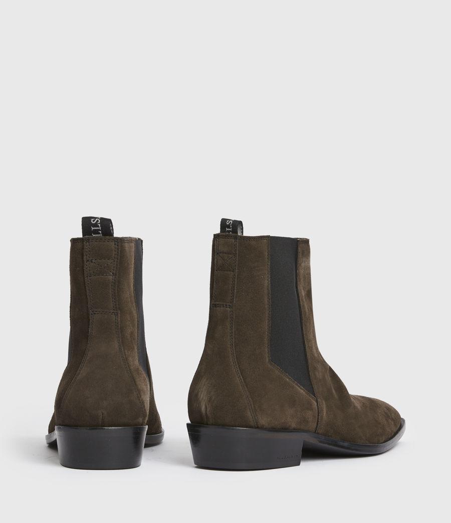 Men's Markus Suede Boots (bitter_chocolate) - Image 5
