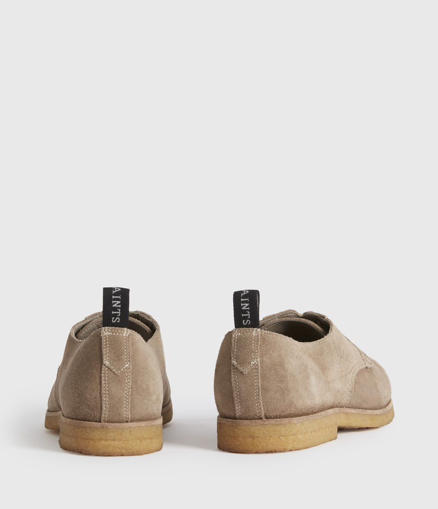 Men's Leigh Suede Shoes (charcoal_grey) - Image 5