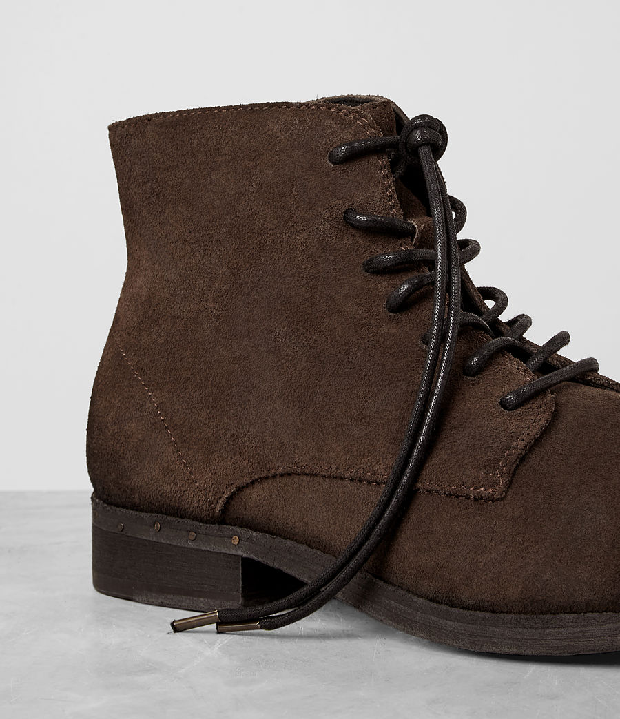 Hommes Pin Boot (chocolate) - Image 2