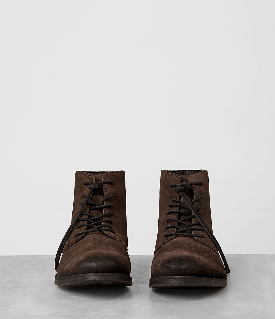 Hommes Pin Boot (chocolate) - Image 3