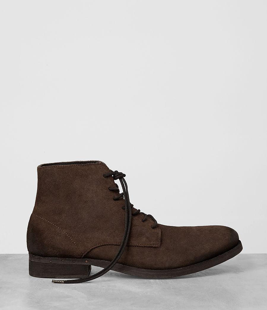 Hommes Pin Boot (chocolate) - Image 4