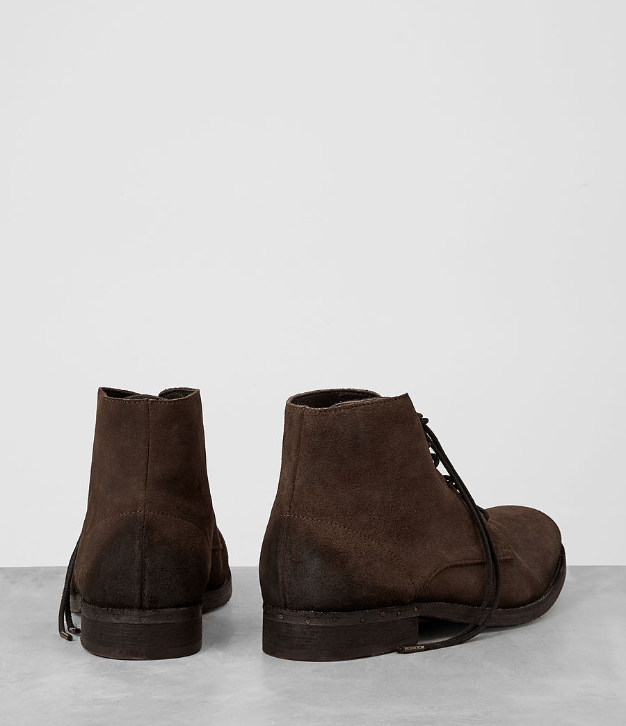 Hommes Pin Boot (chocolate) - Image 5