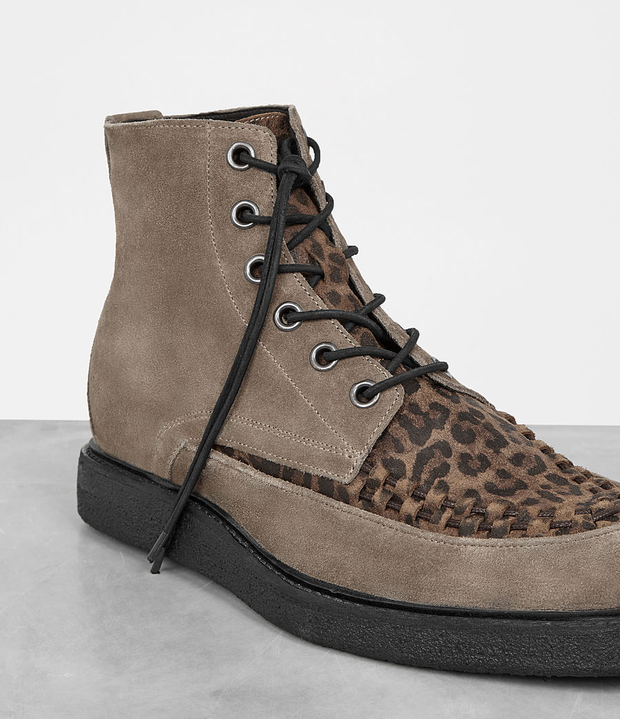 Uomo Moth Boot (taupe_leopard) - Image 2