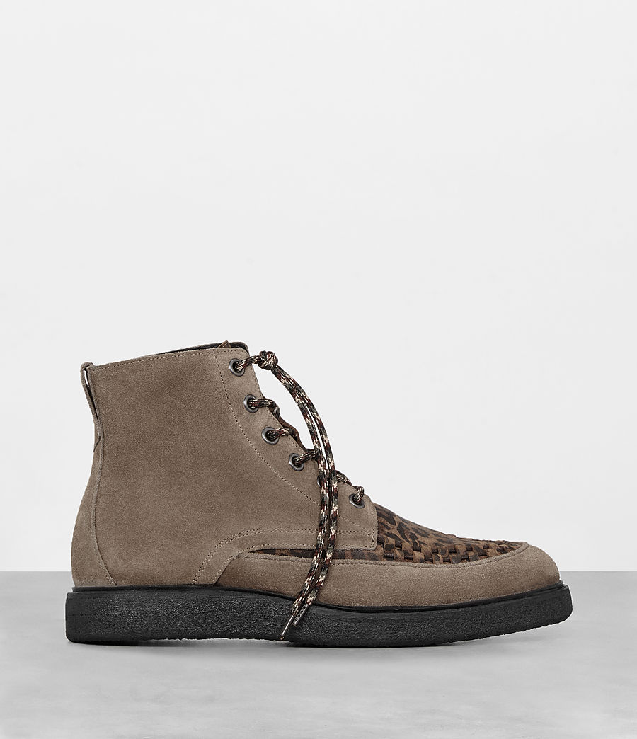 Uomo Moth Boot (taupe_leopard) - Image 4