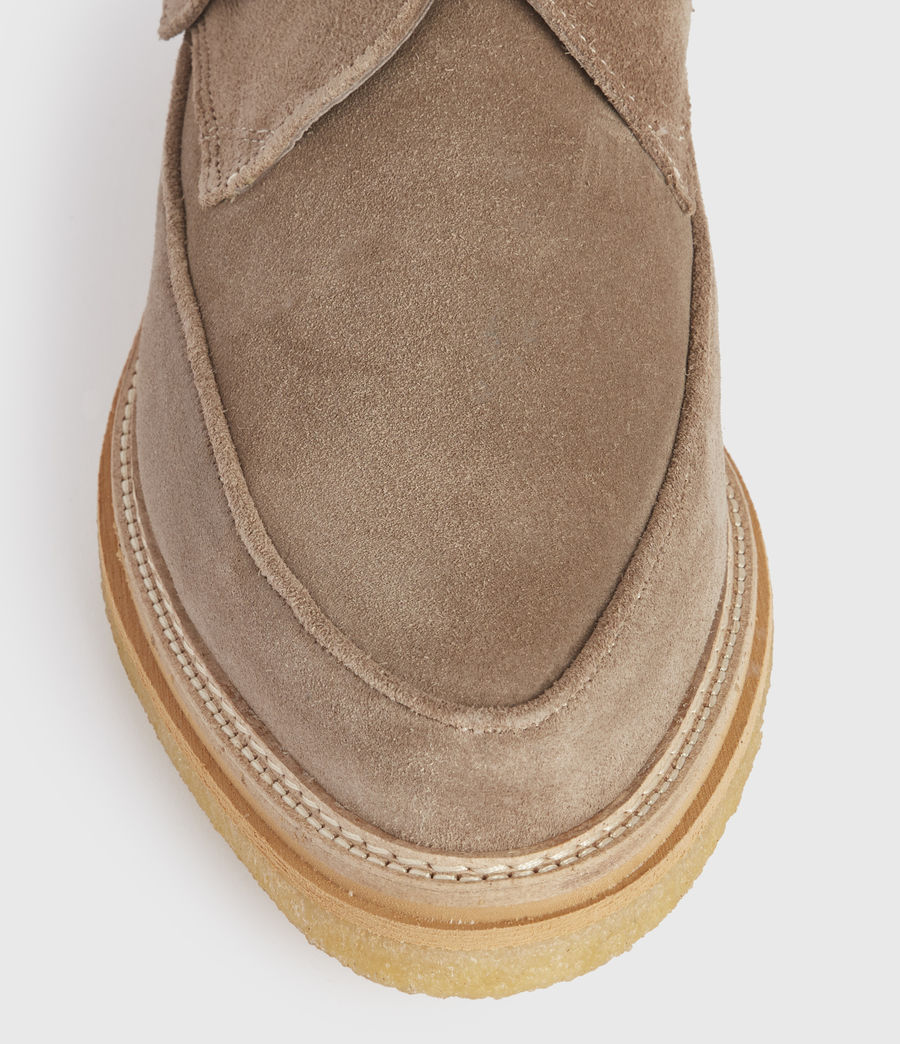 Men's Rollin Suede Shoes (taupe) - Image 2
