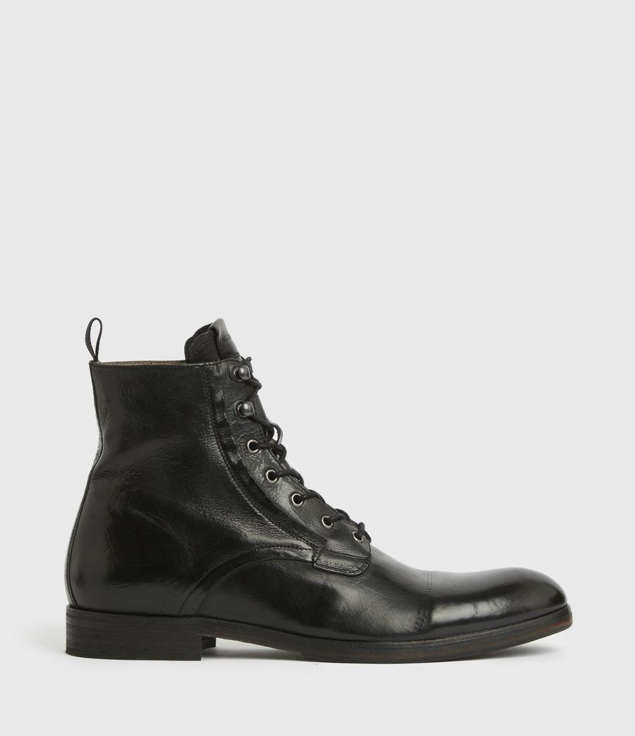 Herren Mikkel Boots (black) - Image 1