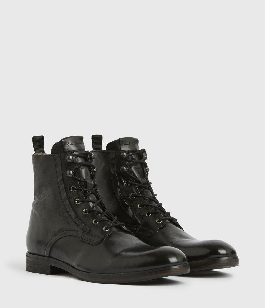 Herren Mikkel Boots (black) - Image 3