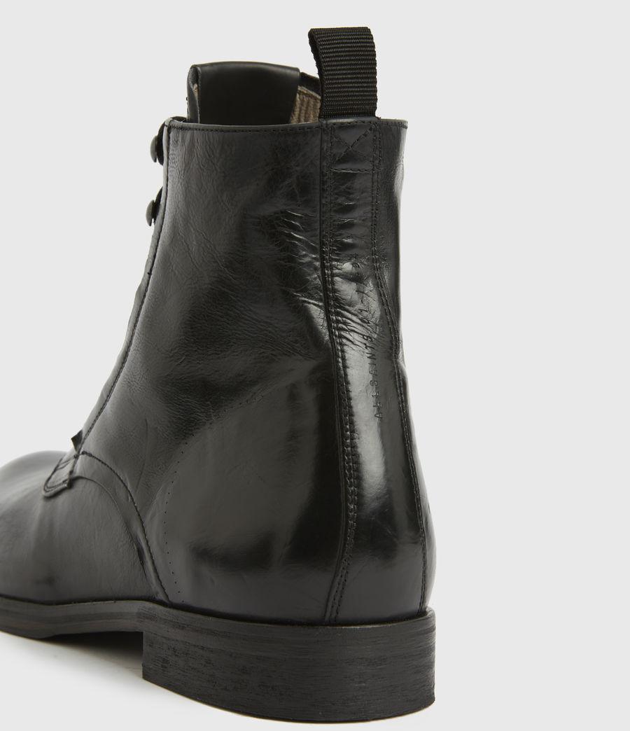 Herren Mikkel Boots (black) - Image 4