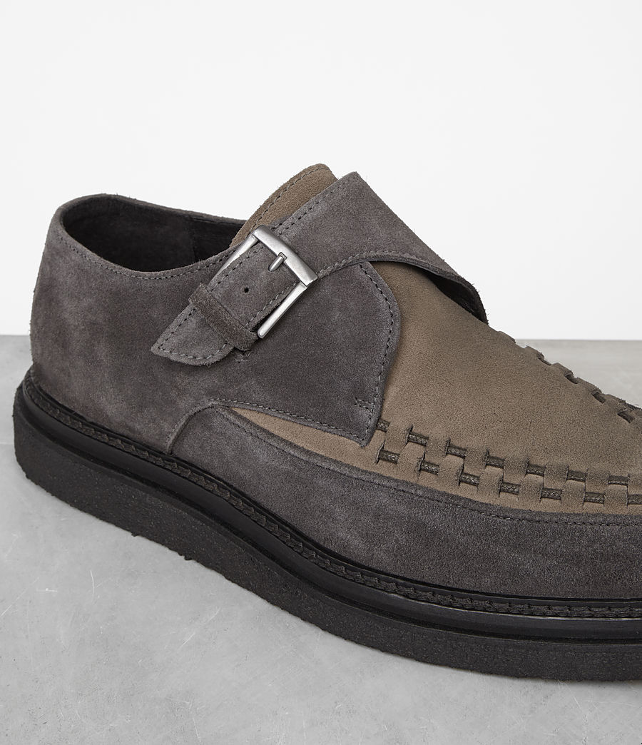 Herren Vector Shoe (charcoal_grey) - Image 2