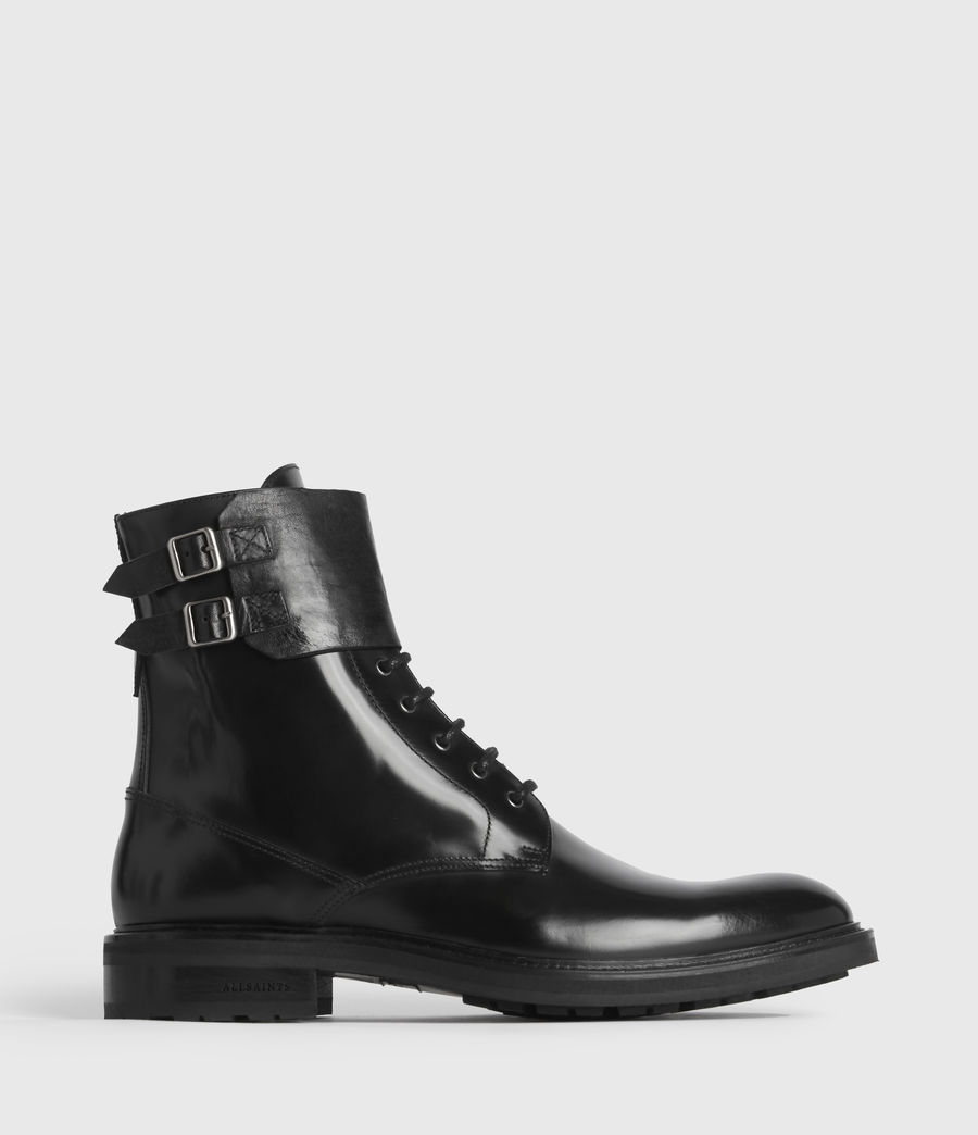 Herren Beckworth Boots (black) - Image 1