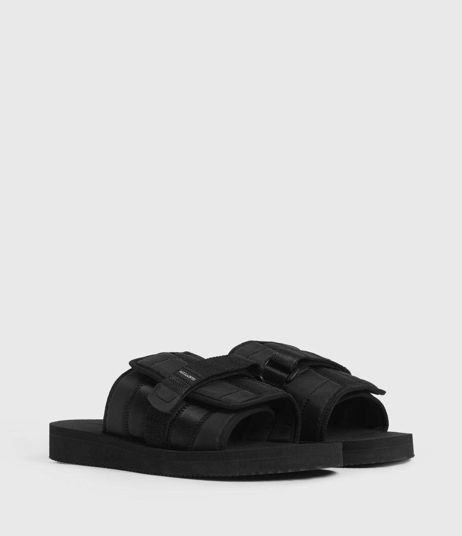 Men's Coleman Sliders (black) - Image 3