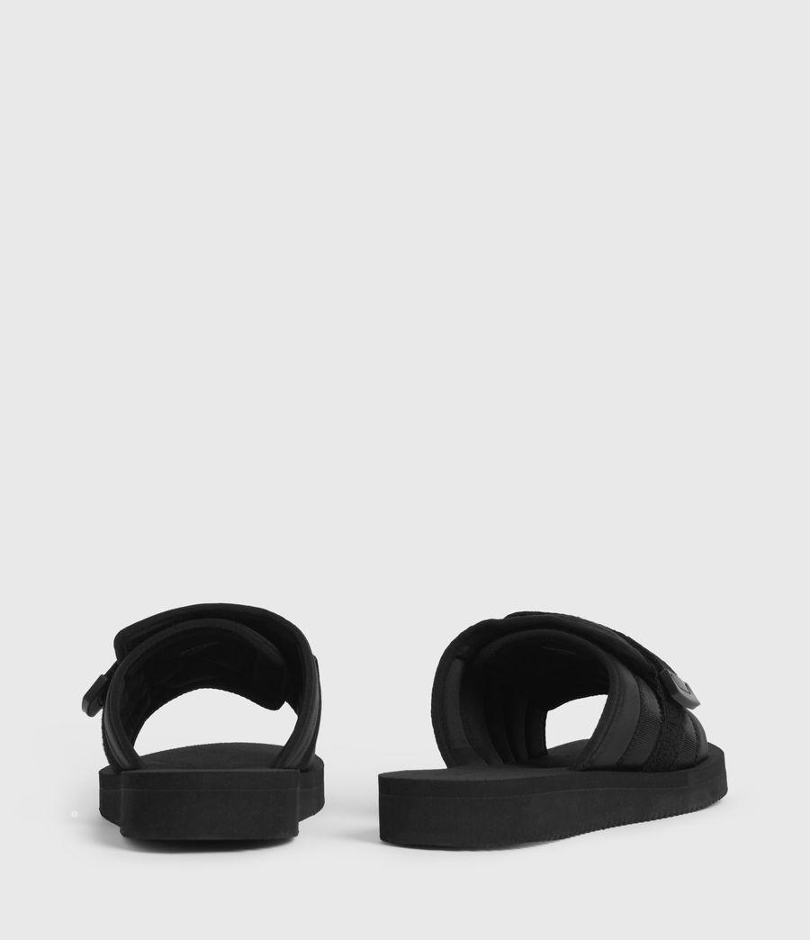 Men's Coleman Sliders (black) - Image 5