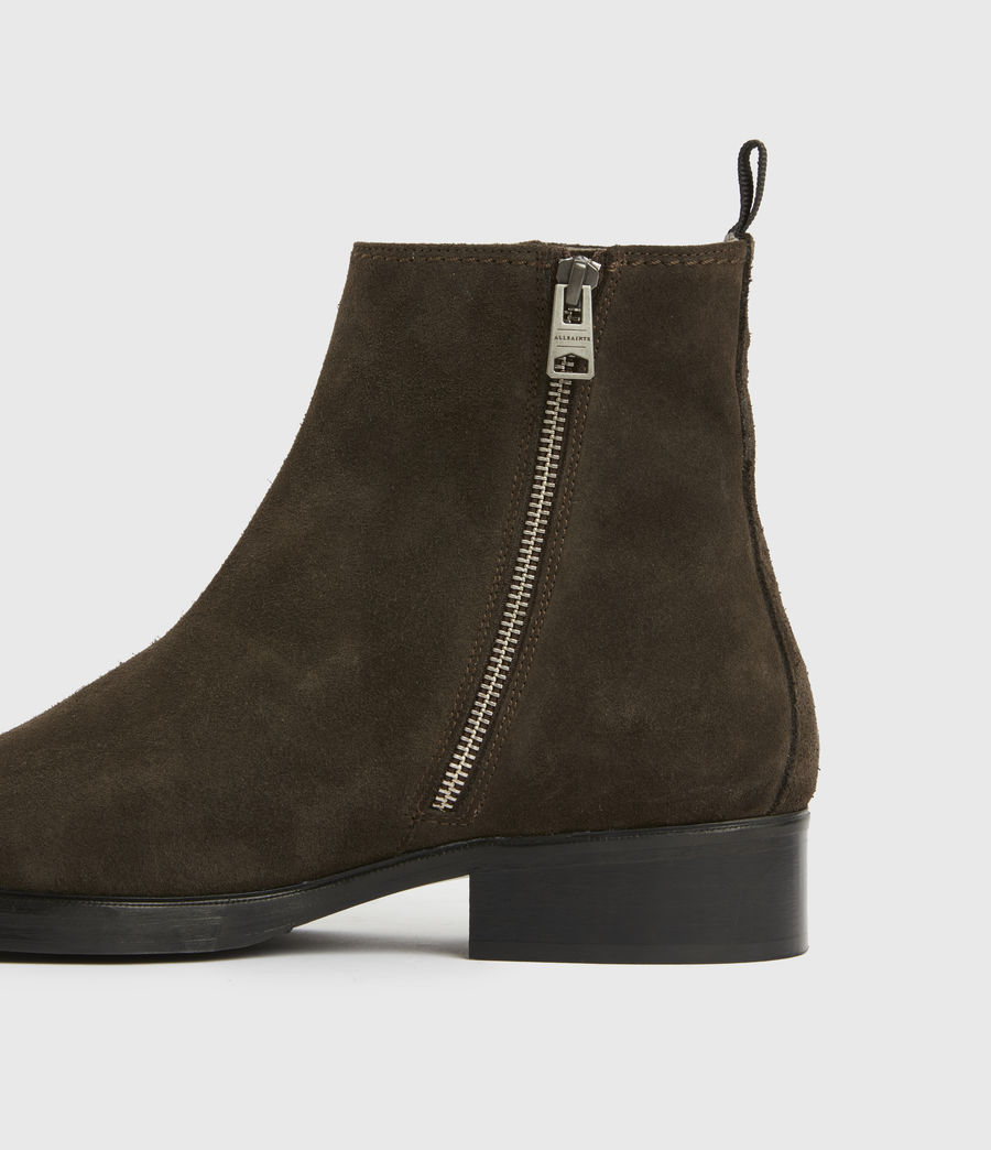 Men's Seth Suede Boots (bitter_chocolate) - Image 2