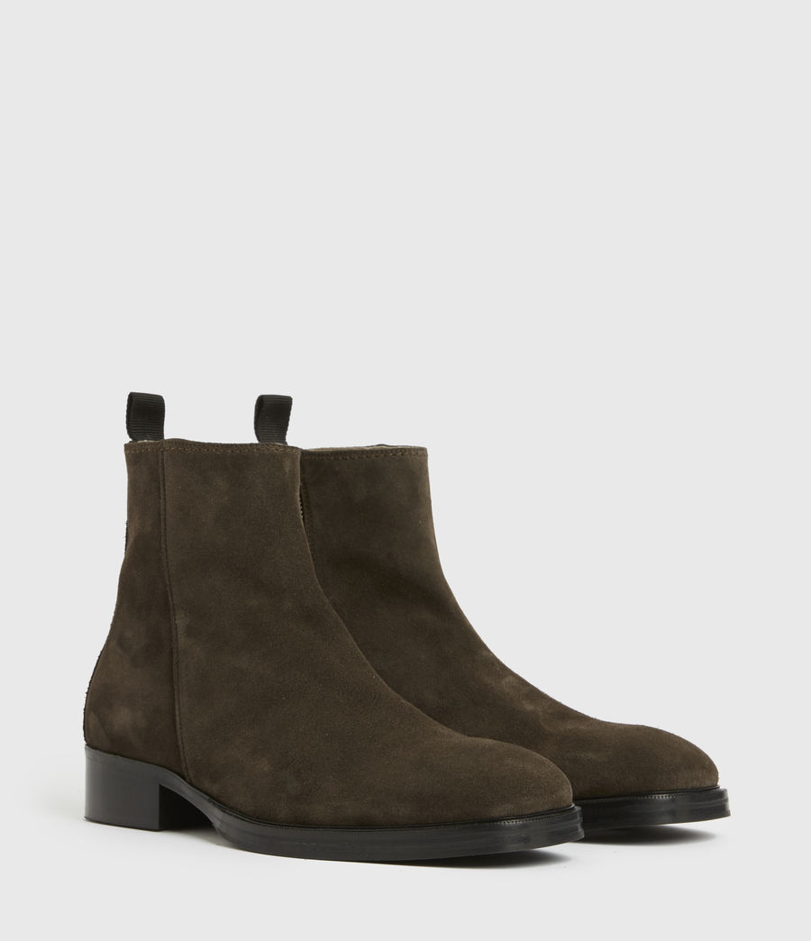 Men's Seth Suede Boots (bitter_chocolate) - Image 3