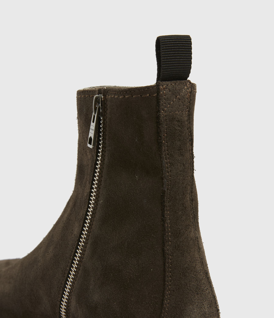 Men's Seth Suede Boots (bitter_chocolate) - Image 5