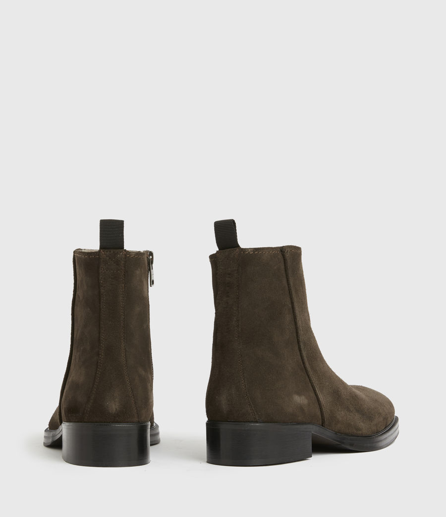 Men's Seth Suede Boots (bitter_chocolate) - Image 6