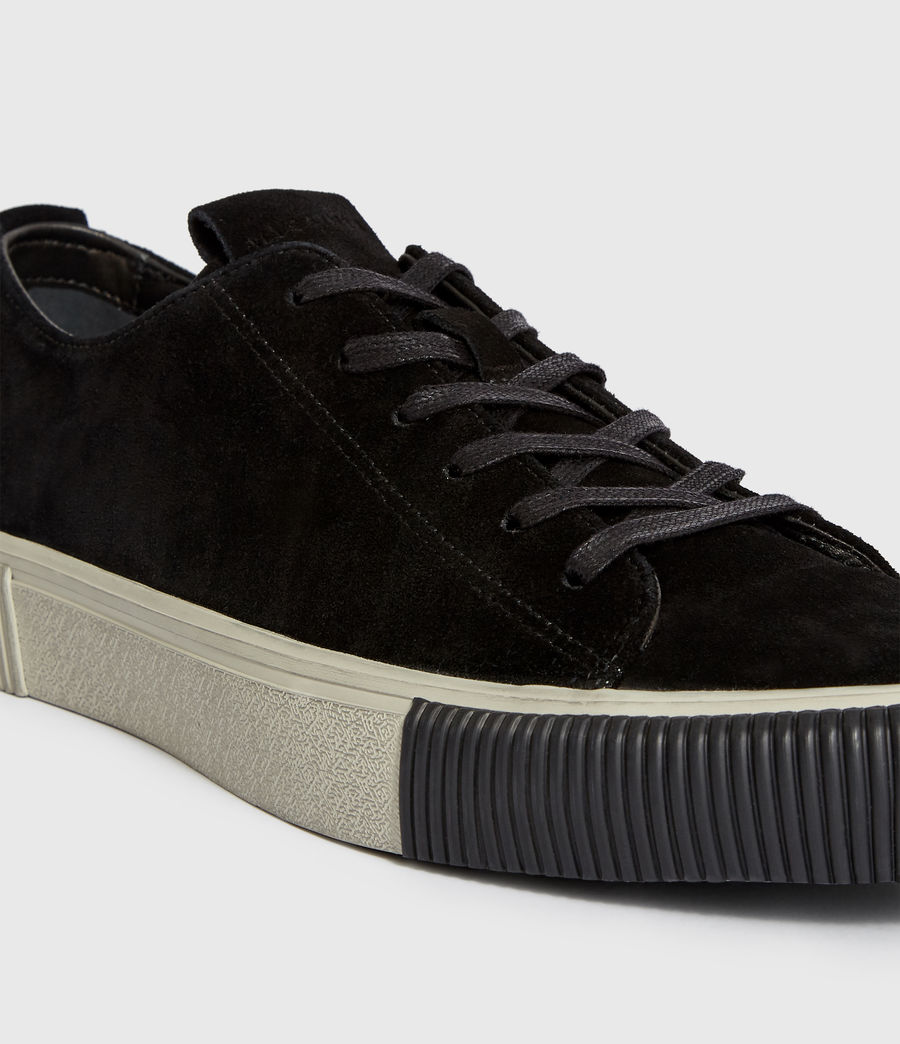 Hommes Baskets Base (black) - Image 2