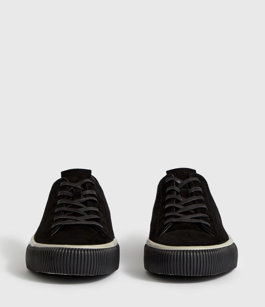 Hommes Baskets Base (black) - Image 4