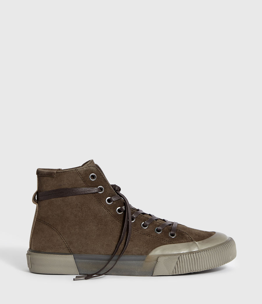 Hommes Chaussures Dumont (taupe) - Image 1