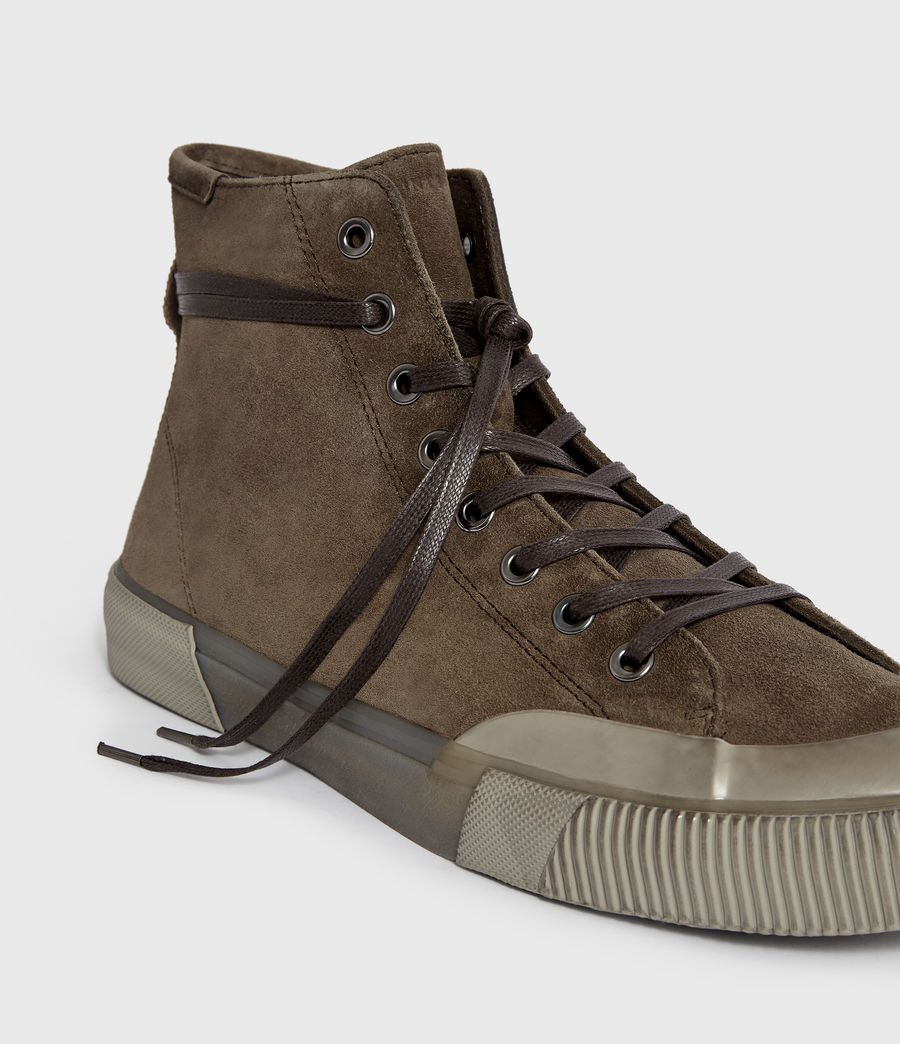 Hommes Chaussures Dumont (taupe) - Image 2