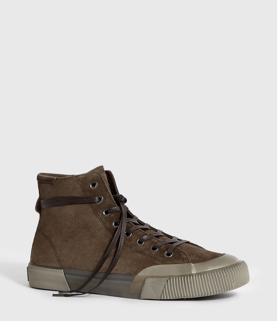 Hommes Chaussures Dumont (taupe) - Image 3