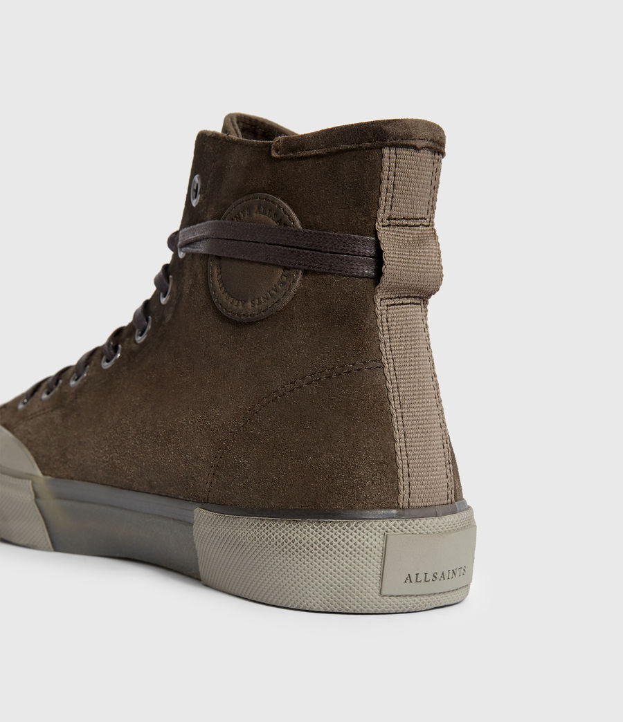Hommes Chaussures Dumont (taupe) - Image 4