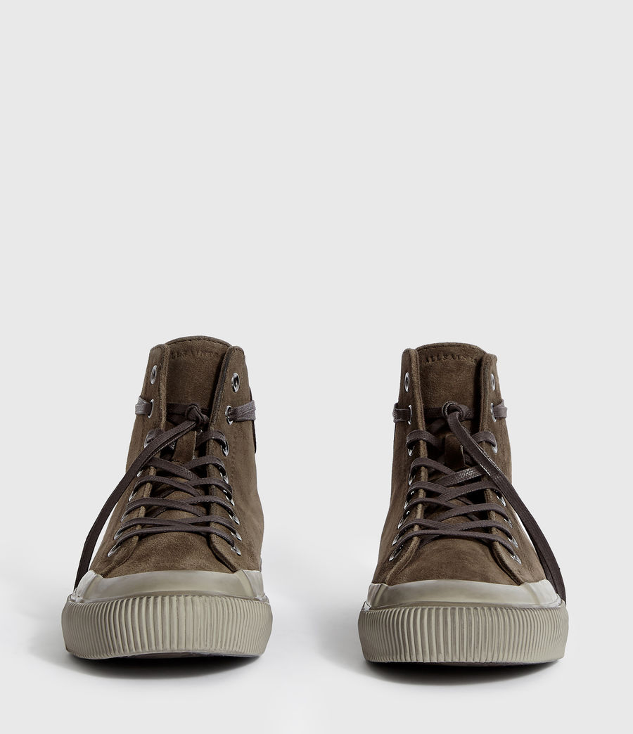 Hommes Chaussures Dumont (taupe) - Image 5