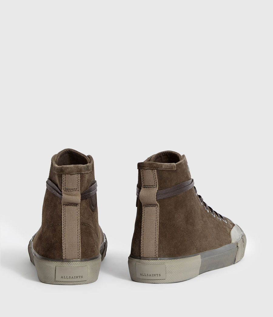 Hommes Chaussures Dumont (taupe) - Image 6