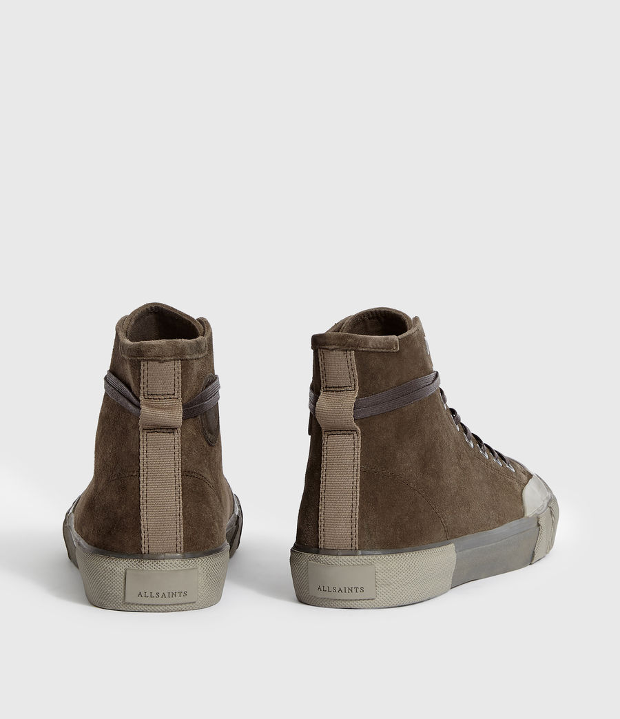 Hommes Chaussures Dumont (taupe) - Image 7