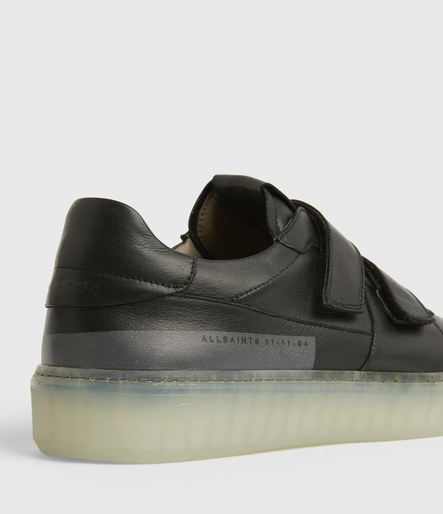 Hommes Baskets Velcro Jonah (black) - Image 5