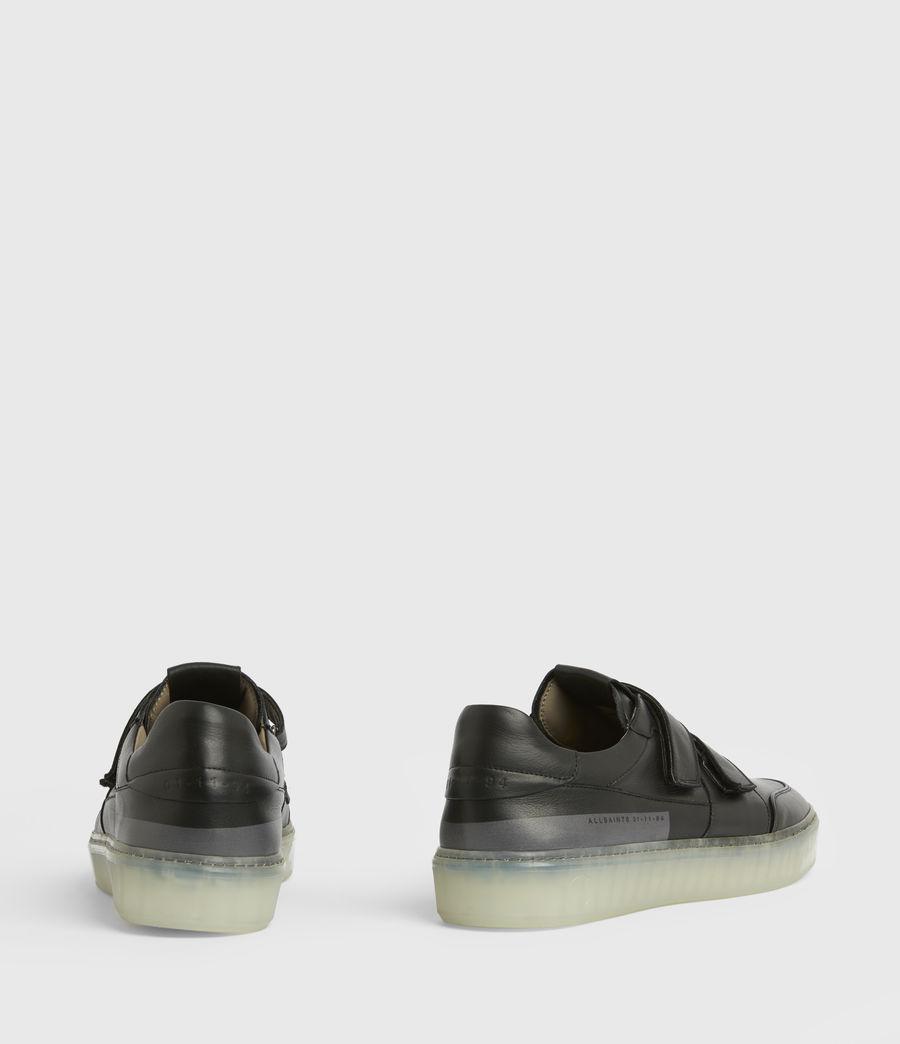 Hommes Baskets Velcro Jonah (black) - Image 6