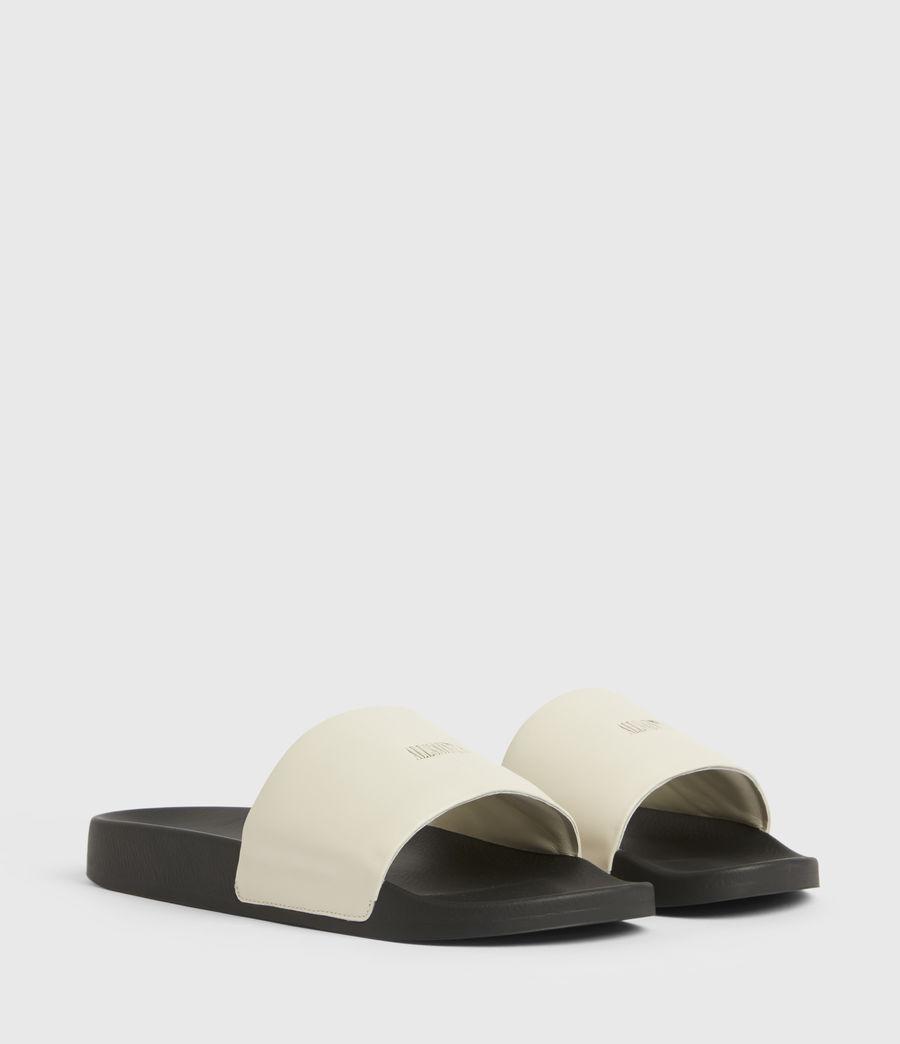 Herren Carmel Slides (chalk_white) - Image 4