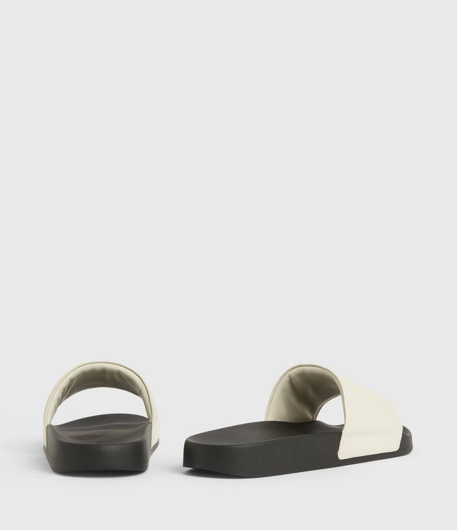 Herren Carmel Slides (chalk_white) - Image 6