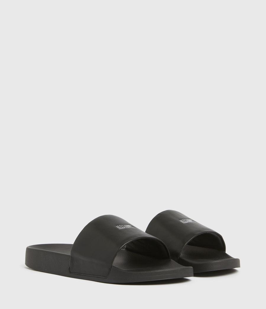 Herren Carmel Slides (black) - Image 4