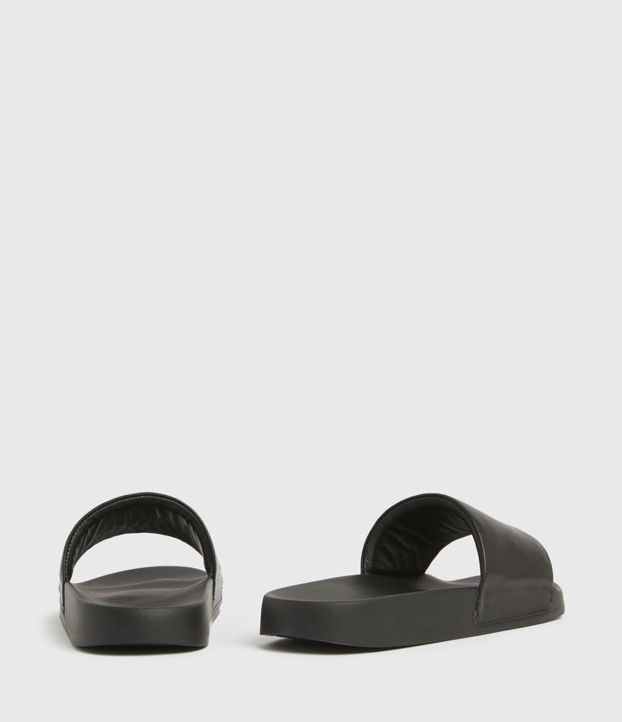 Herren Carmel Slides (black) - Image 6