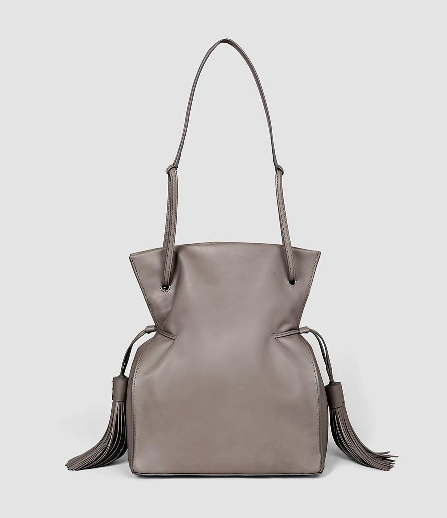 ysl clutch purple - ALLSAINTS: Womens leather handbags and ladies handbags