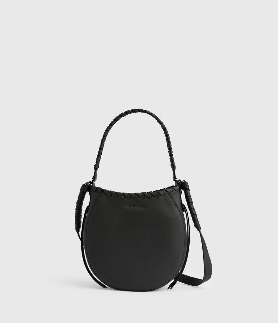 Women's Adina Small Hobo Bag (black) - Image 1