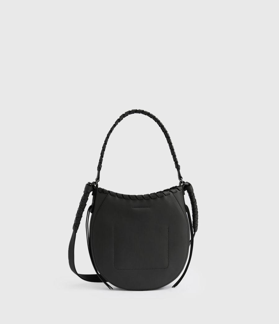 Women's Adina Small Hobo Bag (black) - Image 5