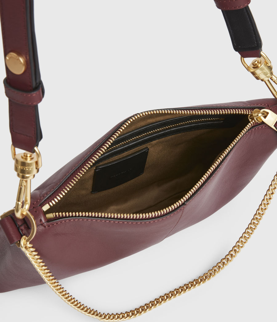 Womens Eve Leather Crossbody Bag (burnt_sienna_red) - Image 3