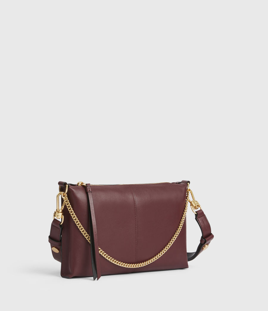 Womens Eve Leather Crossbody Bag (burnt_sienna_red) - Image 4
