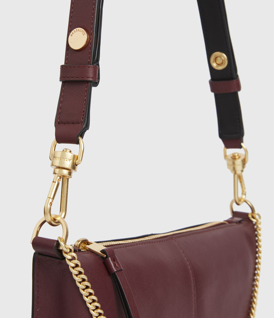 Womens Eve Leather Crossbody Bag (burnt_sienna_red) - Image 6