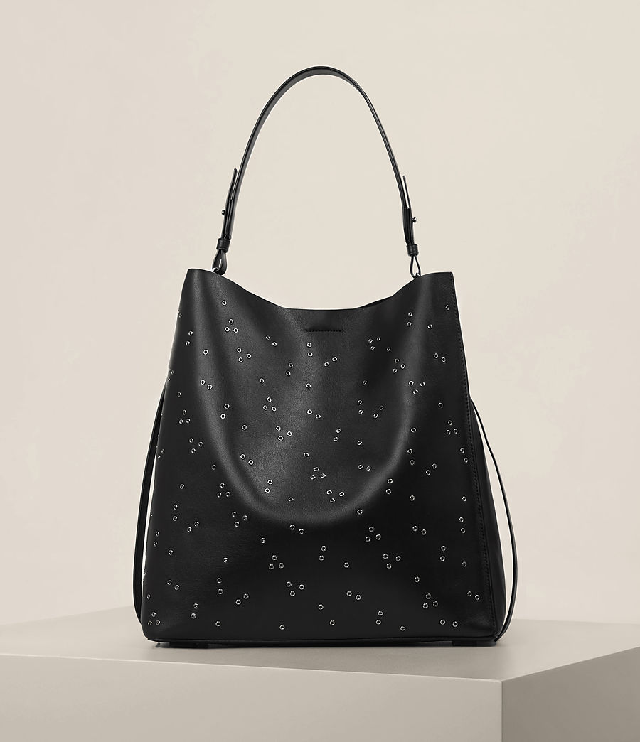 Mujer Bolso tote Junai North South (black) - Image 1