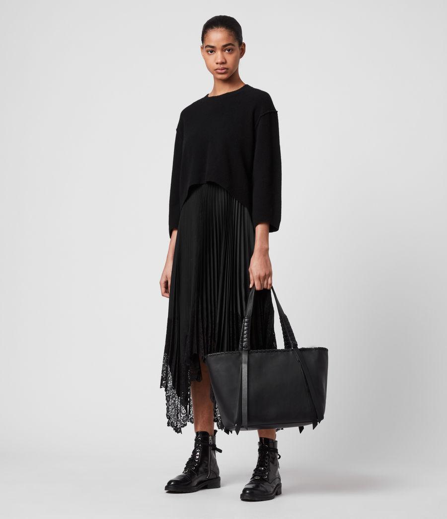 Femmes Sac Cabas Holston (black) - Image 1