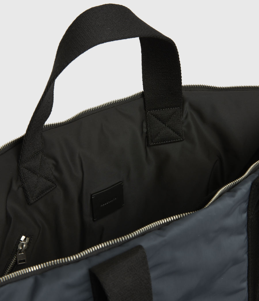 Womens Sly Reversible East West Tote Bag (squid_ink_blue) - Image 3