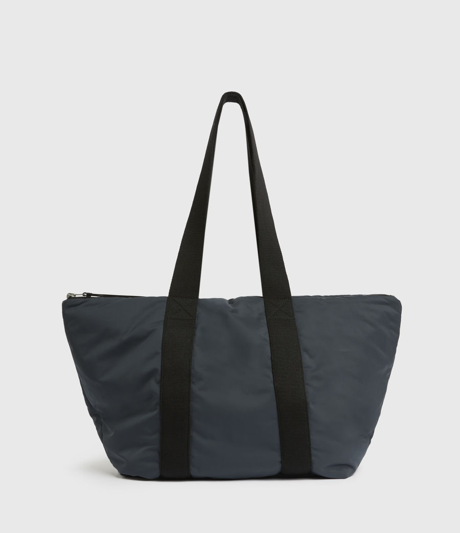 Womens Sly Reversible East West Tote Bag (squid_ink_blue) - Image 5