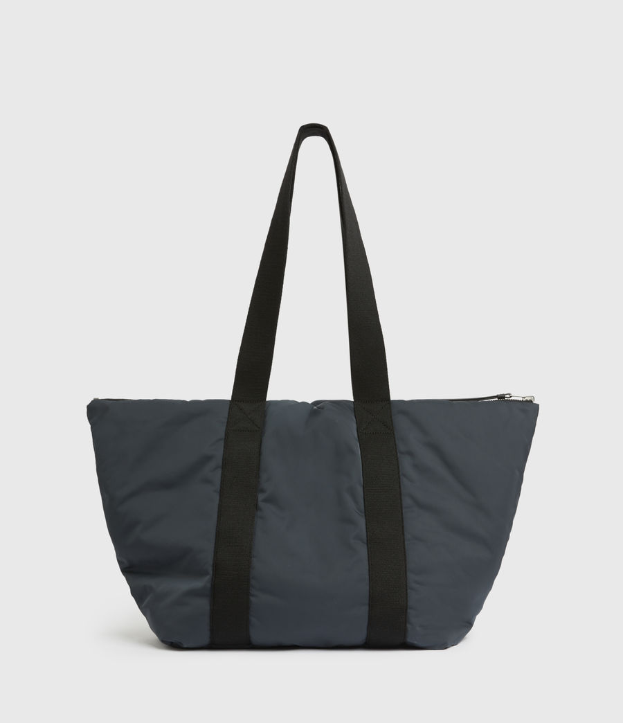 Womens Sly Reversible East West Tote Bag (squid_ink_blue) - Image 8