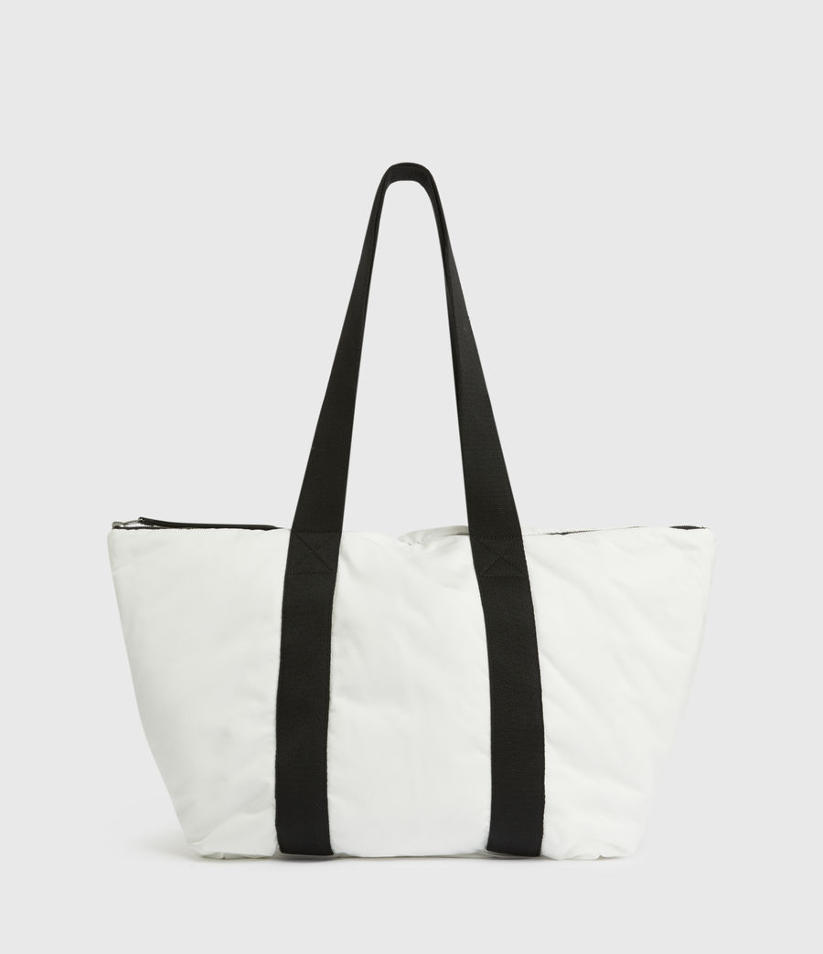 Womens Sly Reversible East West Tote Bag (roe_white) - Image 1